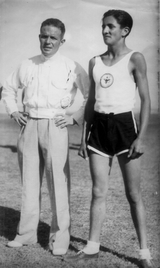 Jorge Perry y Hugo Acosta