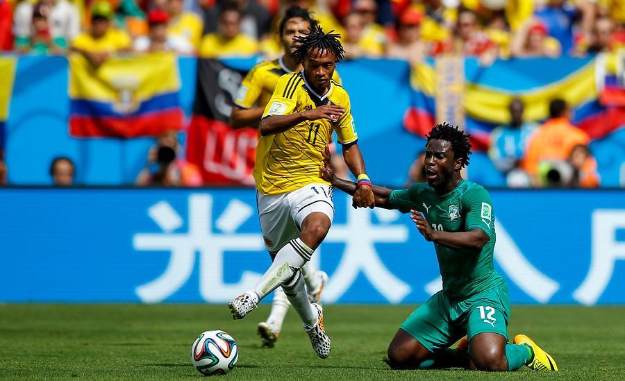 Colombia vs Costa de Marfil