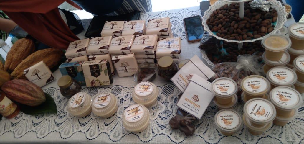 Cultivos de cacao