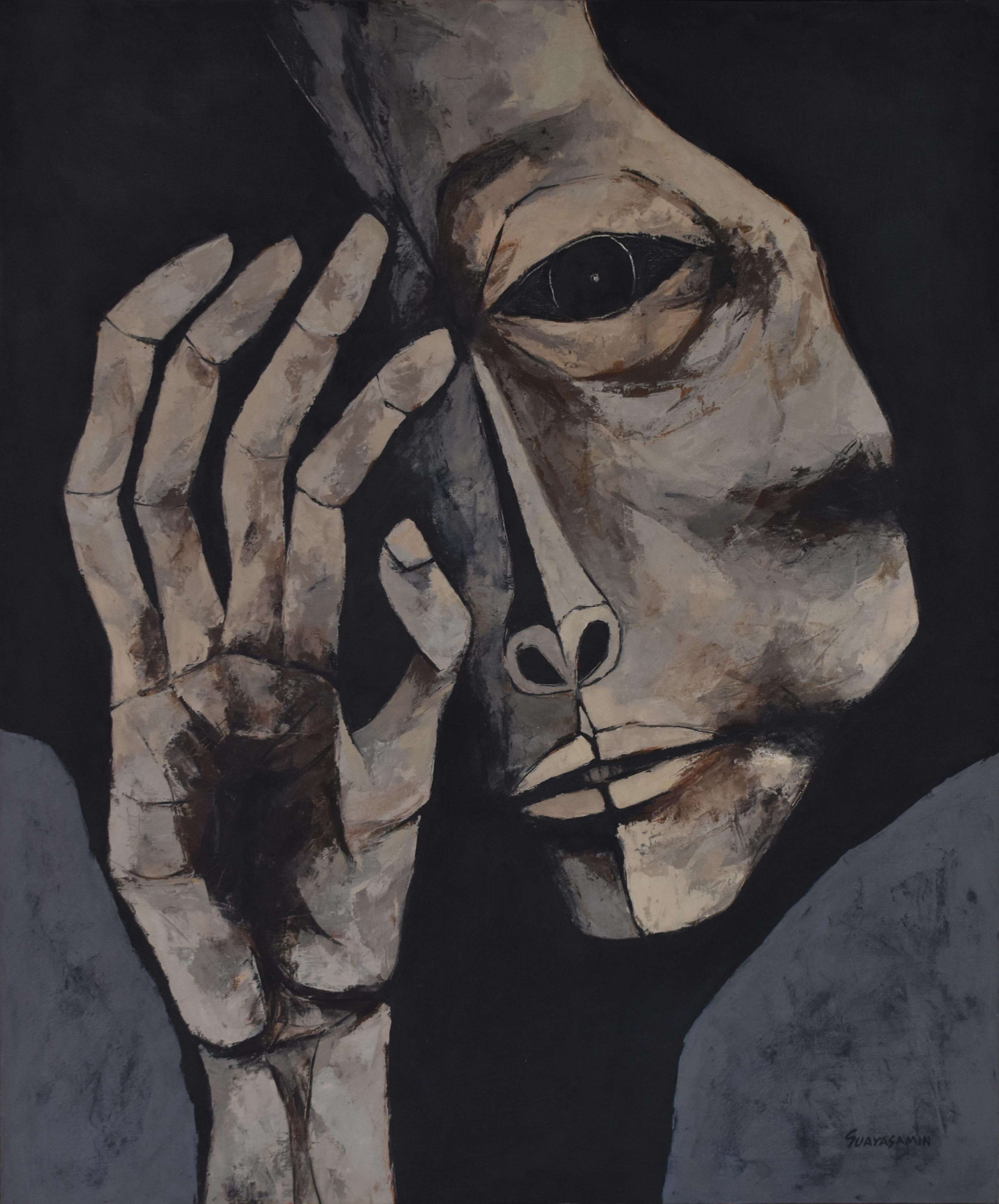 Obra de Oswaldo Guayasamín