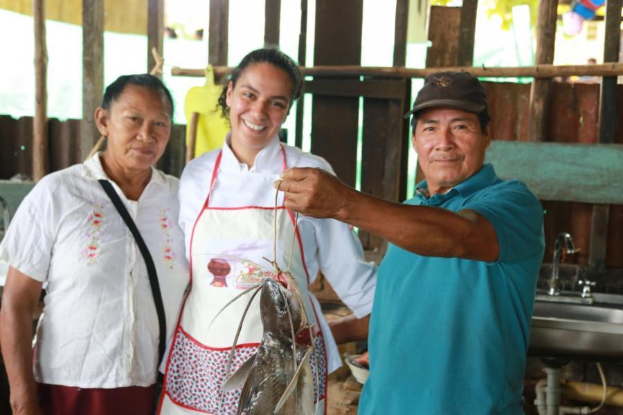 Recetas cocina indígena Vaupés