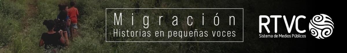 Migración de ninos venezolanos a Colombia