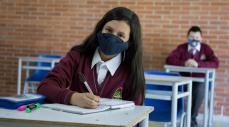 Colegios en Colombia regresarán a la presencialidad el próximo semestre
