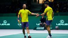 Robert Farah y Juan Sebastián Cabal, tenistas colombianos