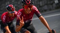Egan Bernal ya es tercero en el Giro de Italia
