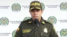 Renuncia comandante de la Policía de Cali, general Juan Carlos Rodríguez