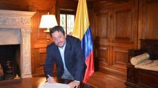 Francisco Santos, exembajador de Colombia en Estados Unidos