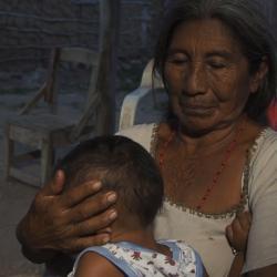 Mujer indígena wayuu