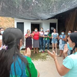 mujeres catatumbo