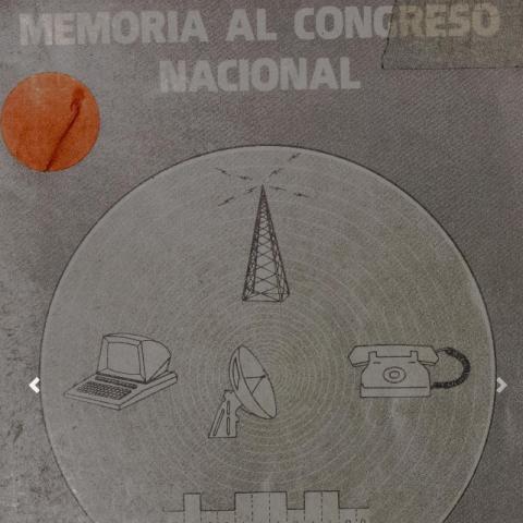 Memorias de Ministerio