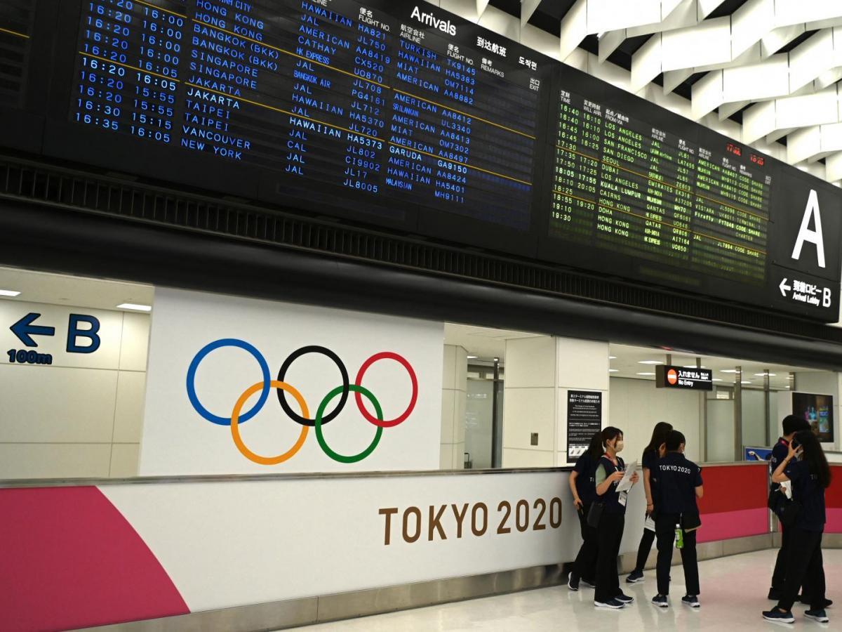 Primer caso de covid-19 en Villa Olímpica de Tokio