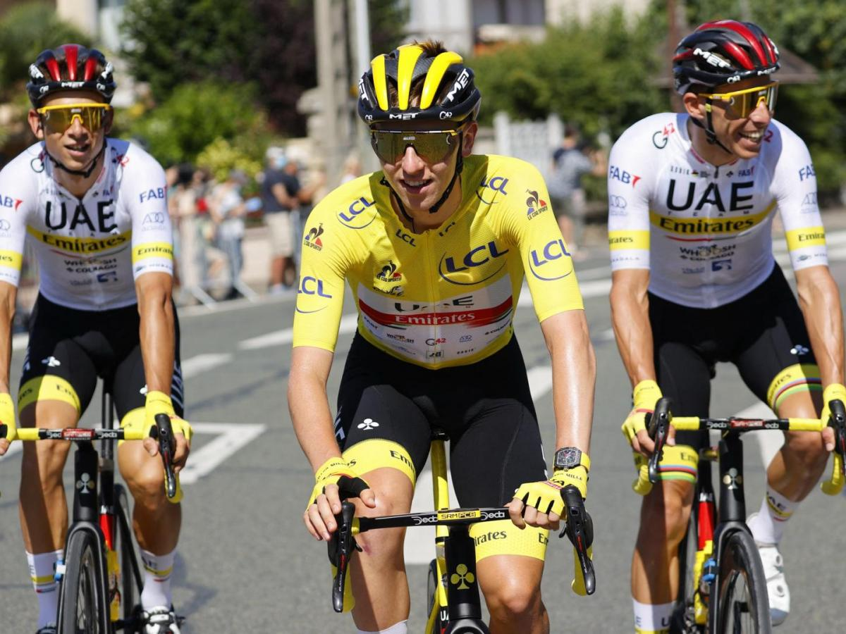 Tadej Pogacar gana su segundo Tour de Francia consecutivo