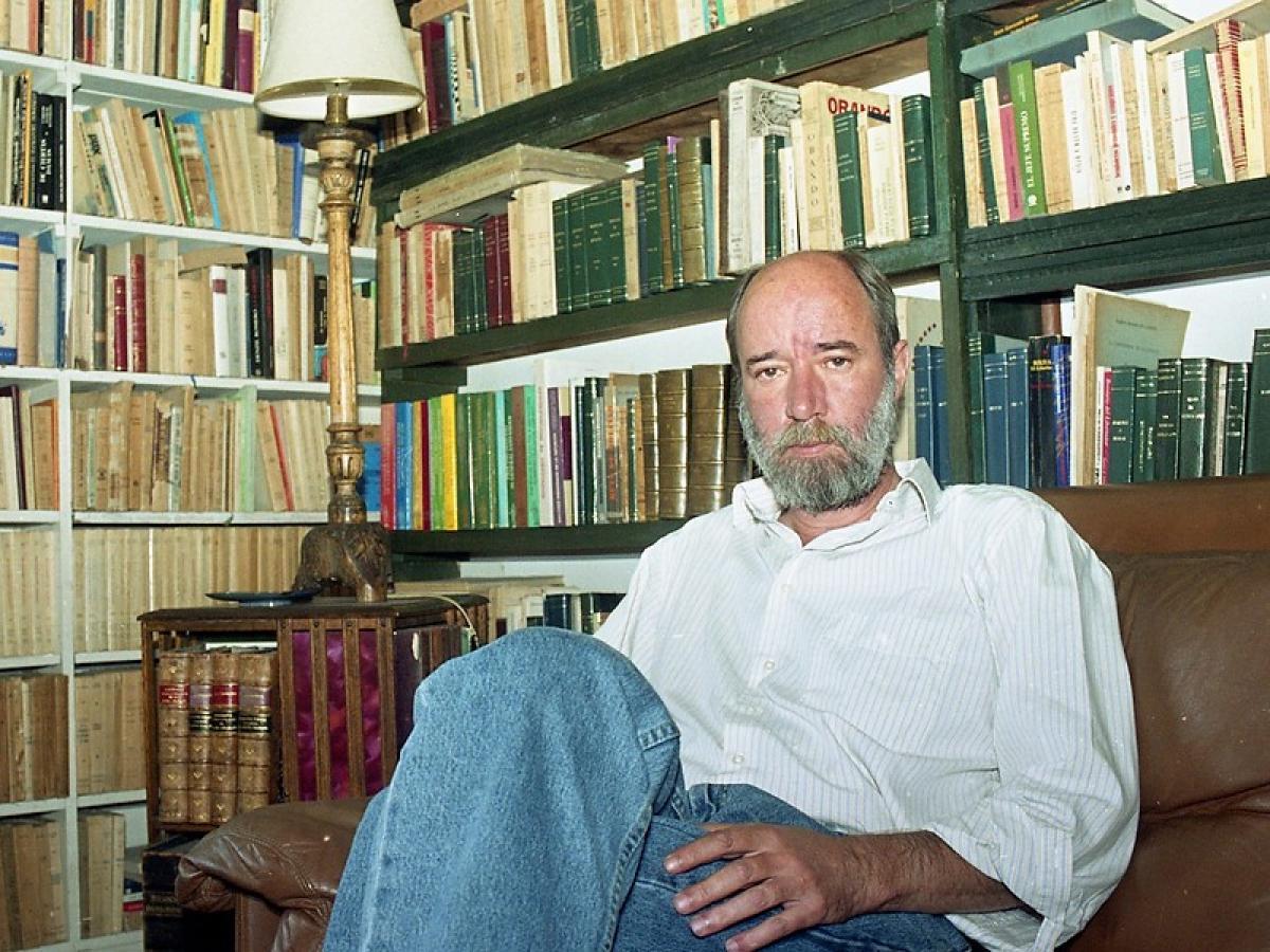 Antonio Caballero, periodista y escritor colombiano.