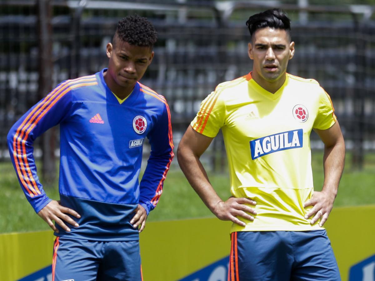 Esta es la nómina de Colombia para enfrentar a Brasil por Eliminatorias