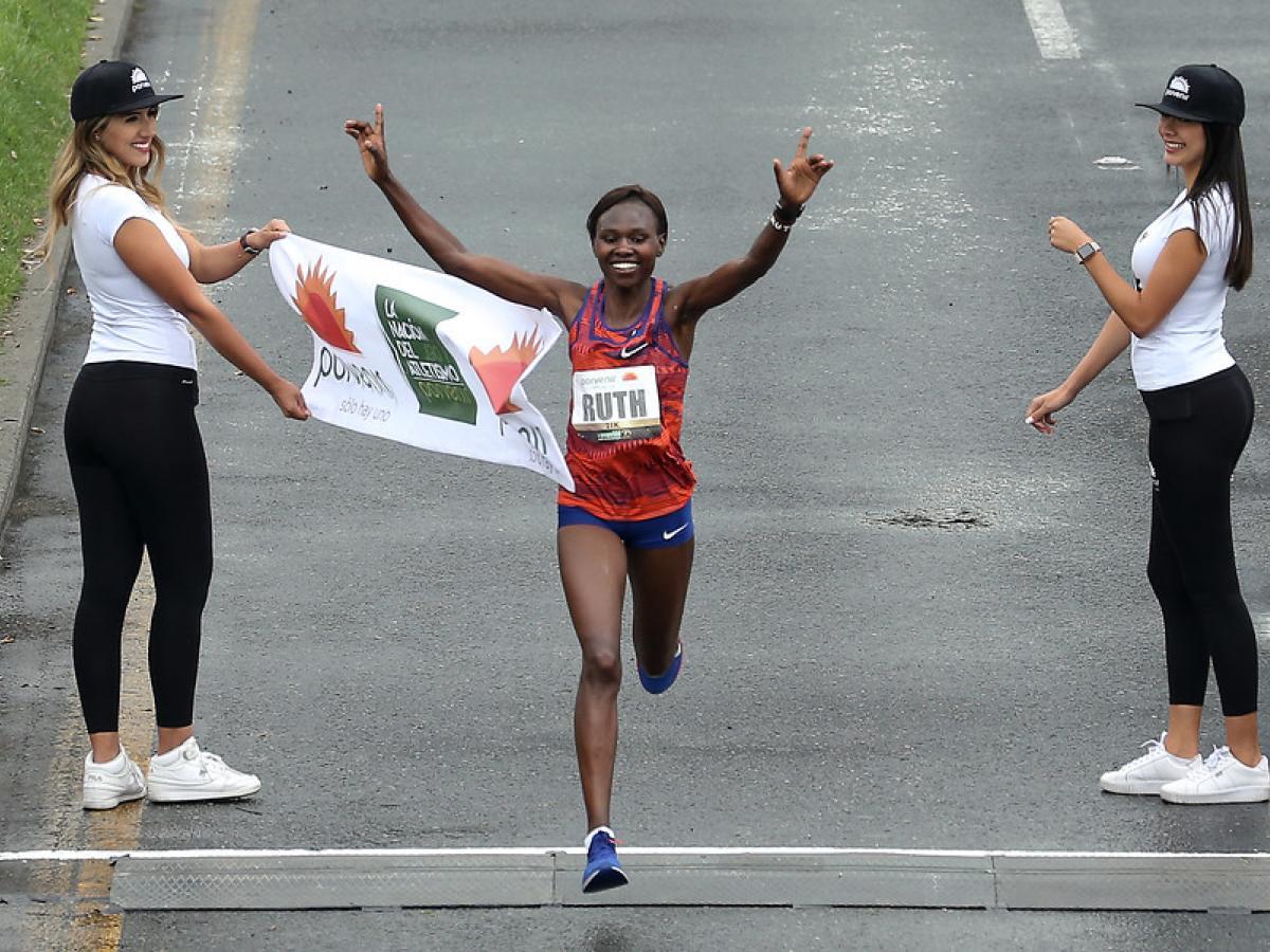 Así puede prepararse para la Media Maratón de Bogotá en pandemia