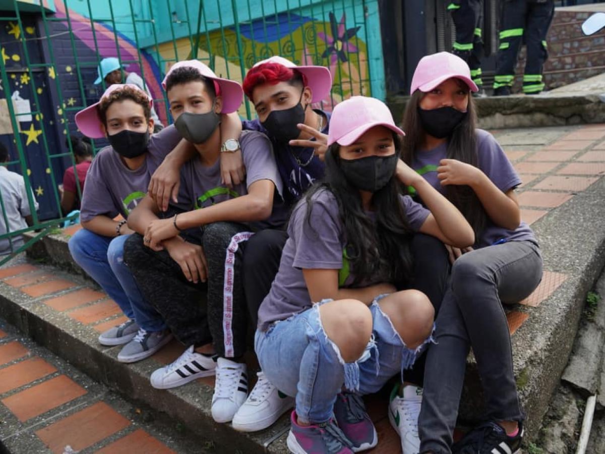 Edición 13º de la Parada Juvenil de la Lectura de Medellín