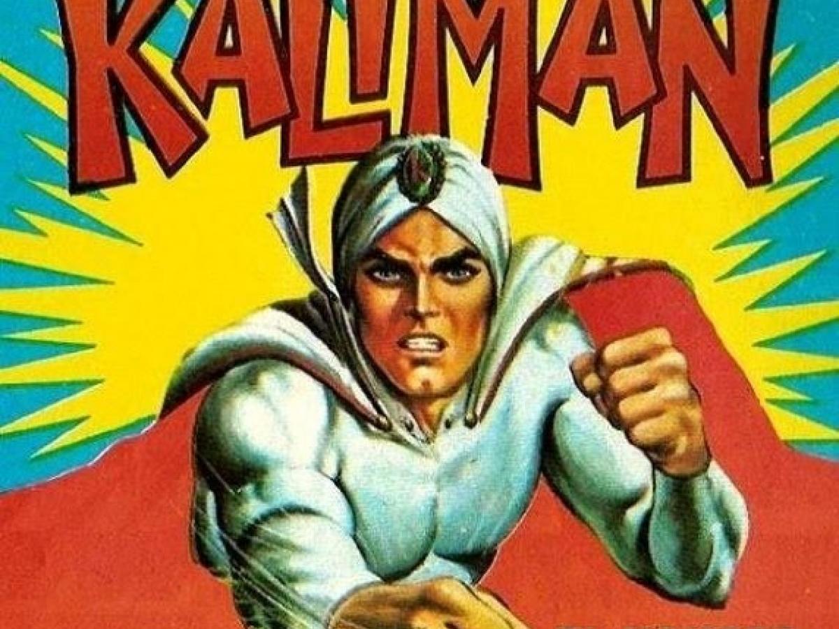 Kalimán: reconocida radionovela colombiana