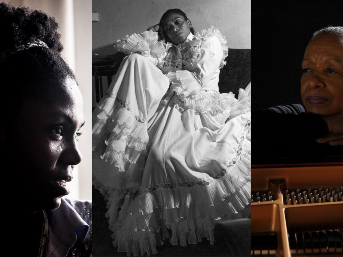 Mujeres Afrocolombianas destacadas