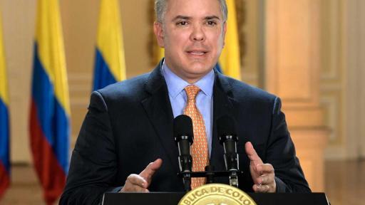 Presidente Duque ordena despliegue militar en ocho departamentos del país