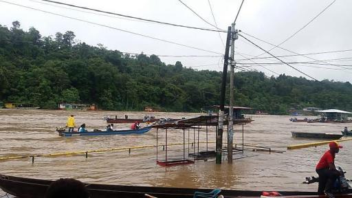 Inundaciones en Barbacoas