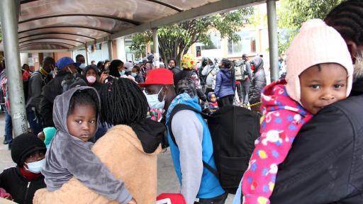 Estados Unidos devolverá miles de migrantes haitianos a su país