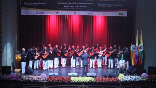 Estos son los vencedores del 35 Festival de la Música Colombiana