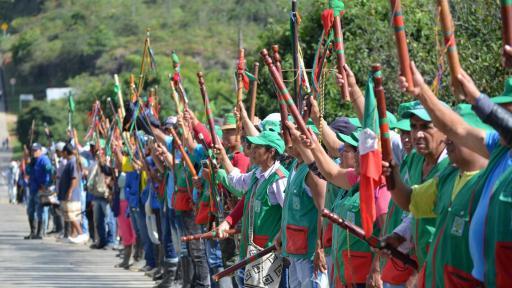 Cauca: habilitarán nuevo corredor humanitario tras bloqueos en vía Panamericana