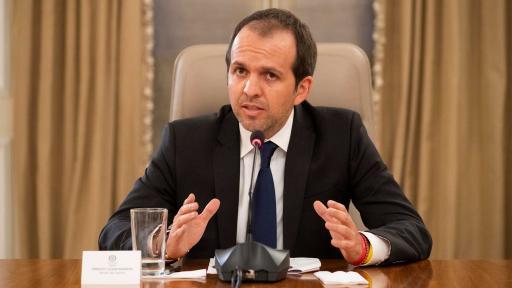 Ministro Ernesto Lucena en el programa Prevención y Acción