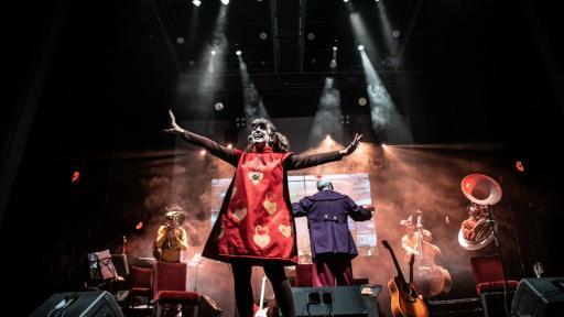 Festival Internacional de Teatro de Cali 2021
