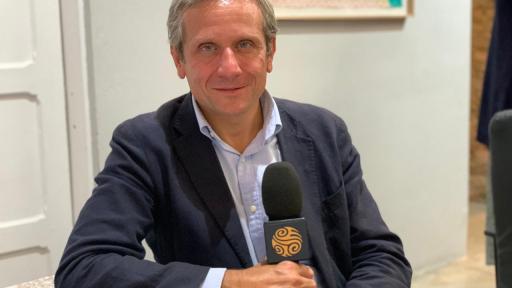 Diego Suárez, director de ATM artistas