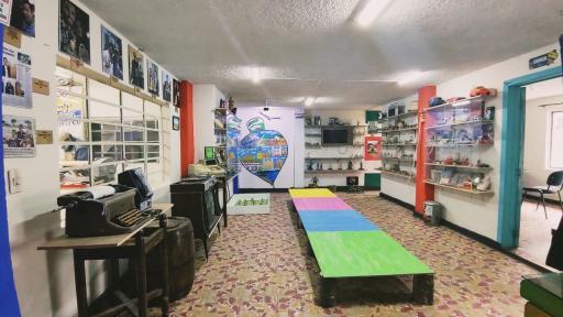 Museo de Juegos Tradicionales de Nobsa, Boyacá