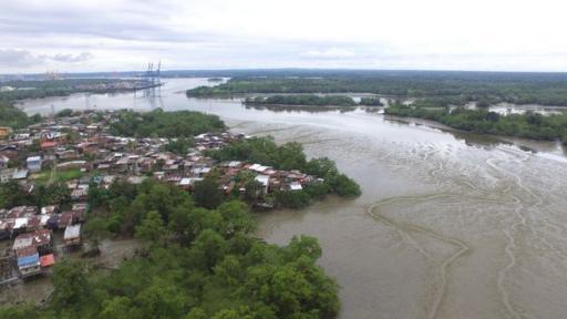 El Estero de San Antonio ha sido un punto crucial para las dinámicas de las comunidades de Buenaventura (Valle del Cauca).