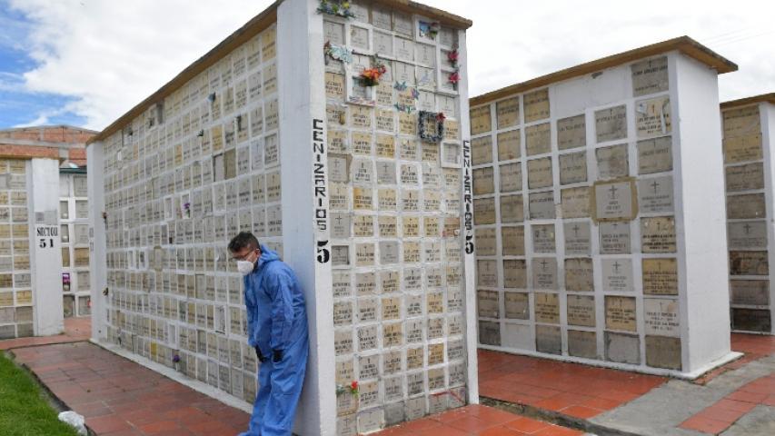 Coronavirus: Colombia reporta 509 muertos y 12.984 casos nuevos