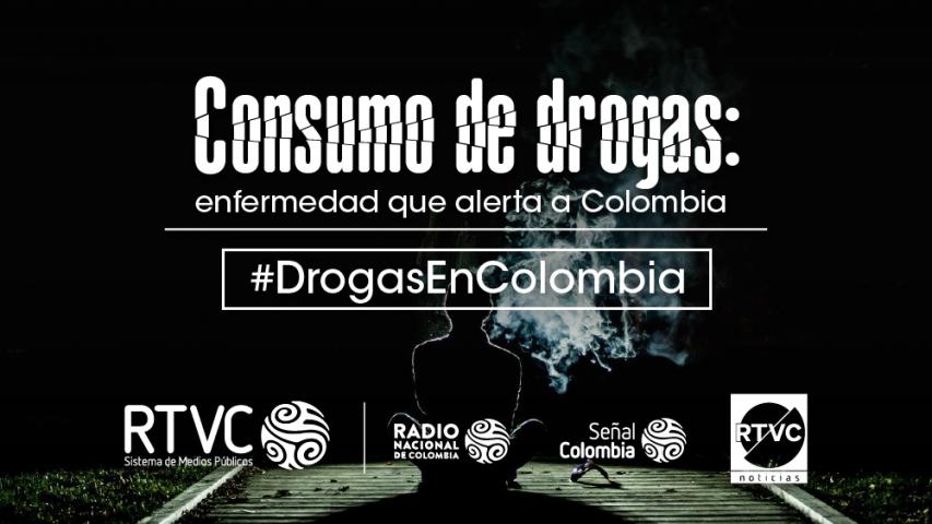 Consumo de drogas: enfermedad que alerta a Colombia